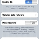 iPhone - General Settings